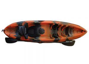 Caiac de agrement Galaxy Fuego culoare Tiger